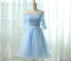 Short Tulle Homecomi..