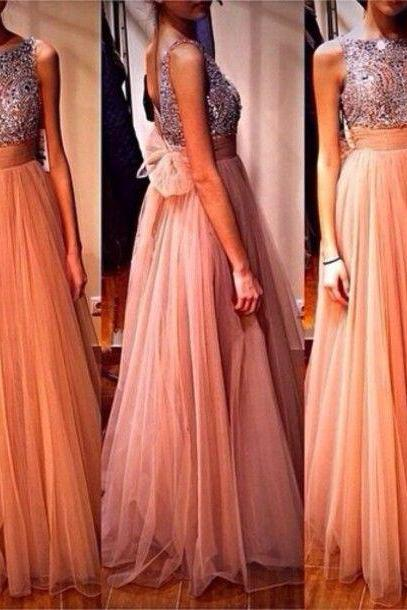 Tulle Prom Dress, Available Prom Dress, Formal Prom Dress, Floor-Length Prom Dress, Evening Dress, Modest Prom Dress, Prom Dress